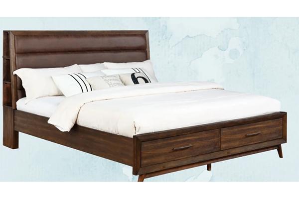 Free Lotus Queen Bed