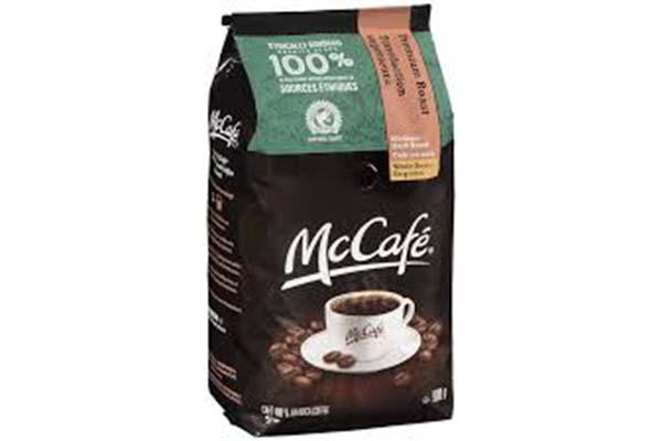 Free McCafé® Premium Roast Coffee