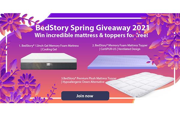 Free BedStory® Foam Mattress