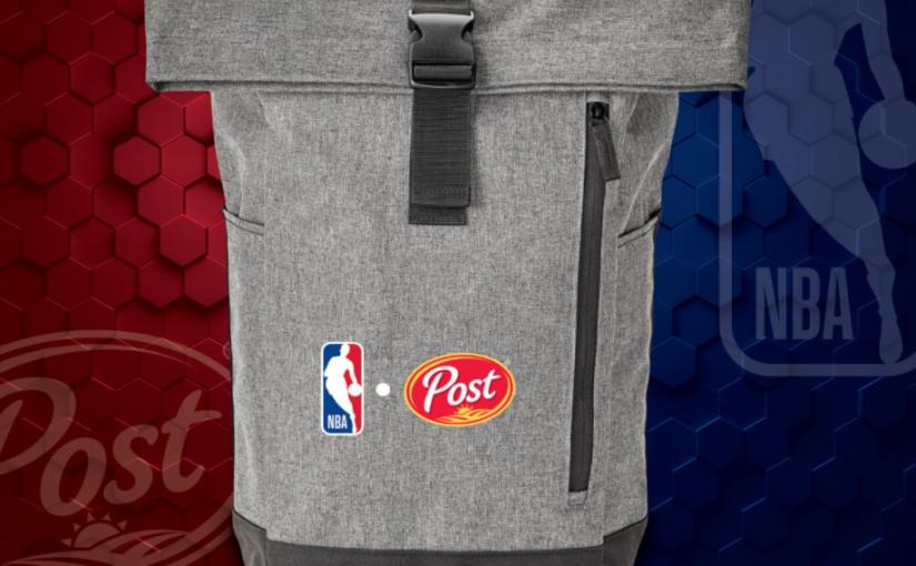 Free NBA Backpack