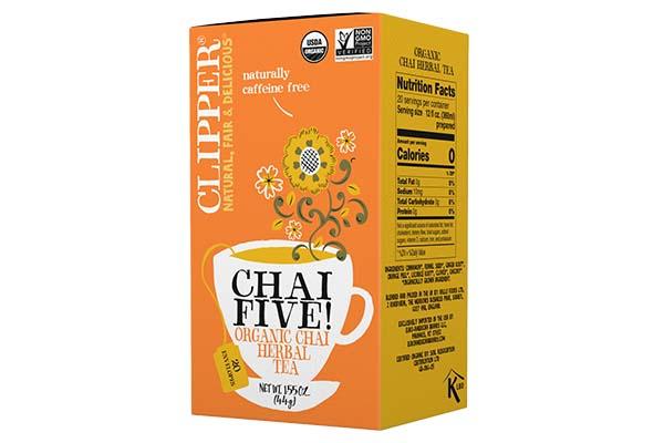 Free Clipper Tea