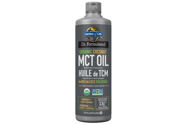 Free Garden of Life MCT Oil