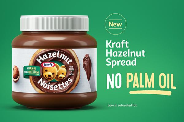 Free Kraft Hazelnut Spread
