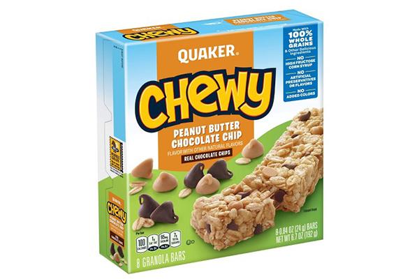 Free Quaker Chewy Granola Bars