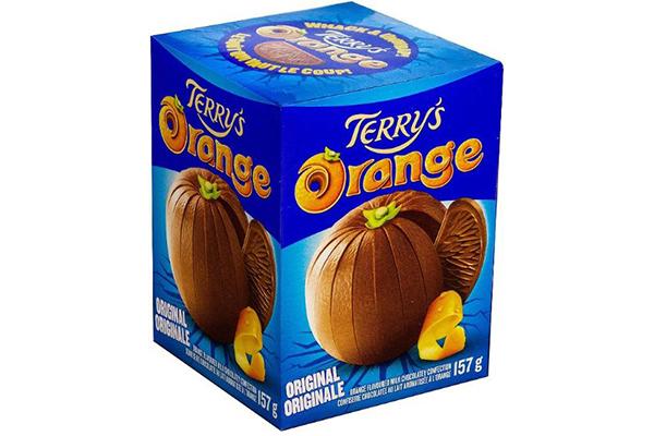 Free Terry's Chocolate Orange