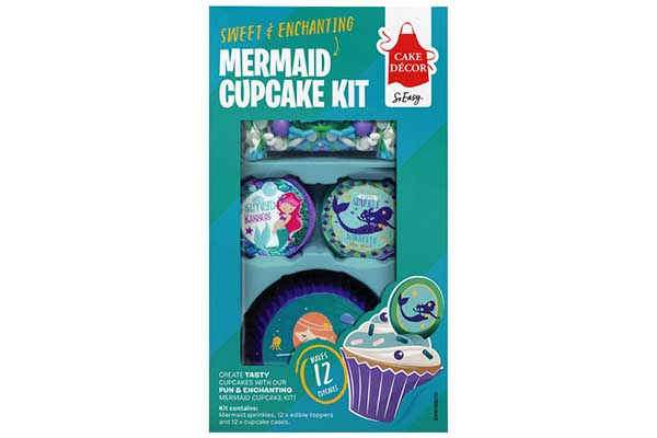 Free Cake Decor Kit