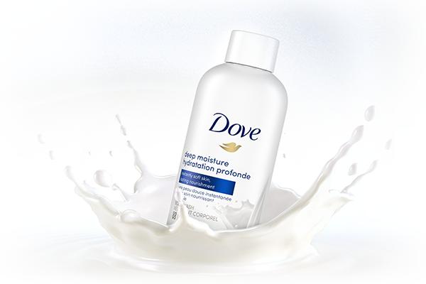 Free Dove Deep Moisture Body Wash