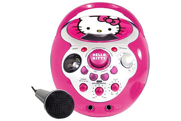 Free Kitty Karaoke Set