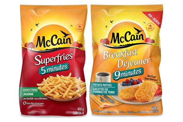 Free McCain® Superfries®