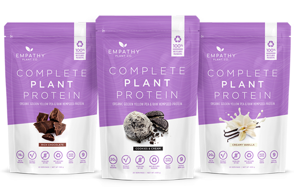 Free Empathy Protein Powder
