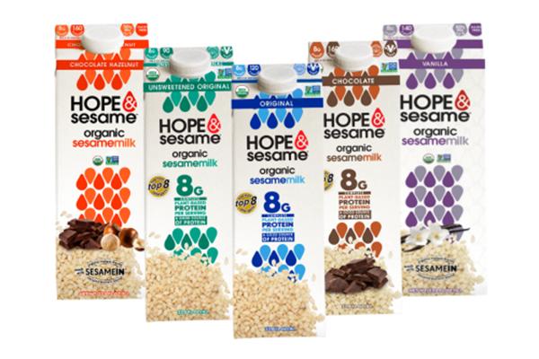 Free Hope & Sesame Milk