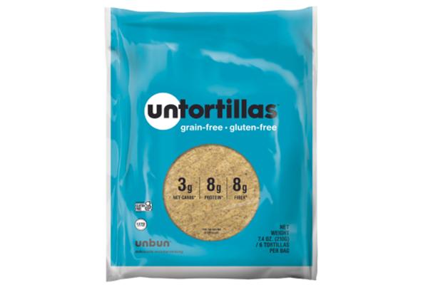 Free Unbun Foods Tortilla