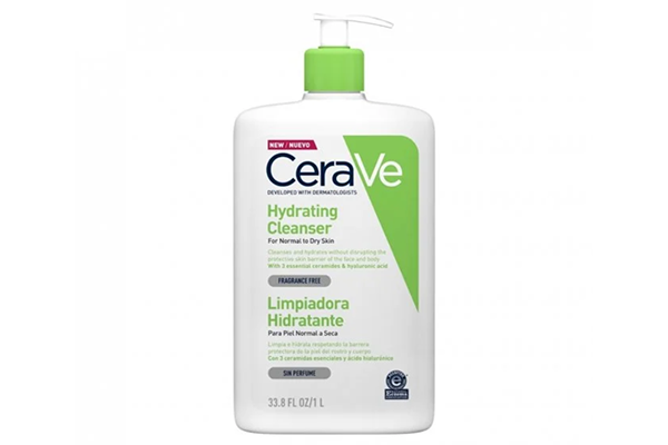 Free CeraVe Hydrating Cleanser