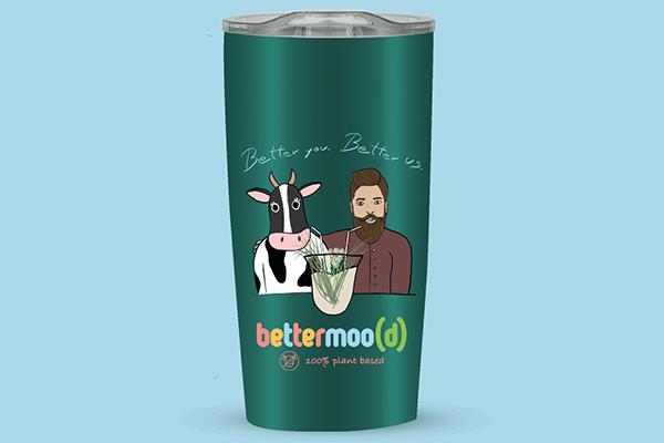 Free Bettermoo Thermal Mug