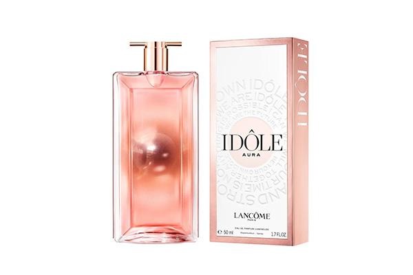 Free Lancome Idôle Aura Perfume