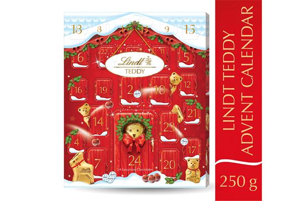 Free Lindt Advent Calendar