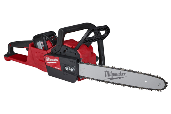 Free Milwaukee® Chainsaw