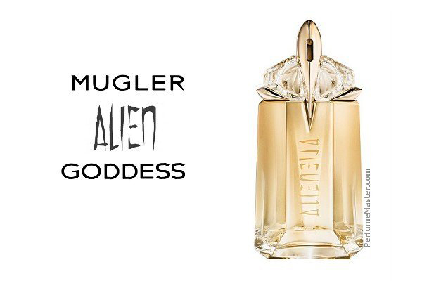 Free Mugler Goddess Perfume