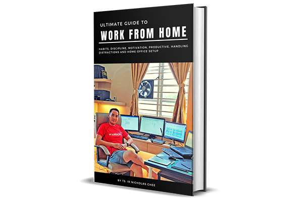 Free Work From Home Guide Book