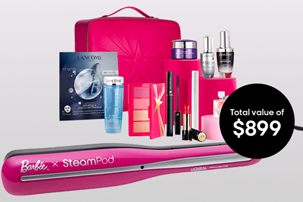 Free Barbie™ Beauty Kit