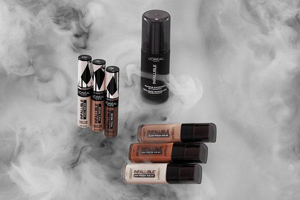 Free L'Oréal Makeup Set