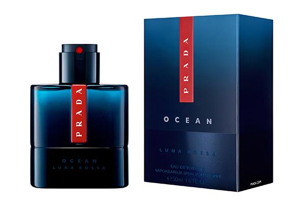 Free PRADA Luna Rossa Ocean Perfume